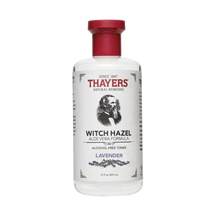 12 fl oz Thayers Witch Hazel Alcohol Free Lavender Facial Toner