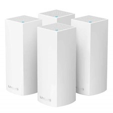 4-Pack Linksys Velop Tri-Band Whole Home Wi-Fi System